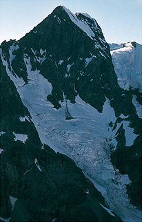 Glacier ice accumulation
