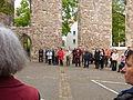 Hannover Aegidienkirche Gedenken an das Kriegsende vor 70 Jahren 08.05.2015 2.jpg