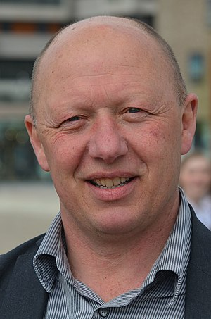Hans Bonte - Hans Bonte, 2014