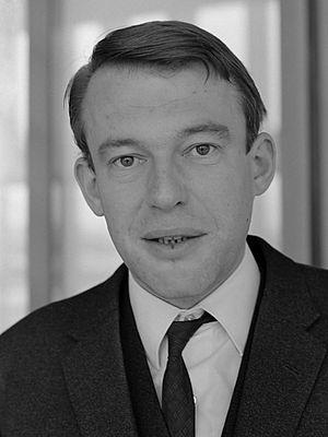 Leader of the Democrats 66 - Hans van Mierlo