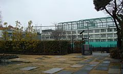 Harajuku-Gaien Junior high school 1.jpg