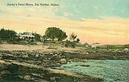 Hardy's Point Shore, Bar Harbor, ME