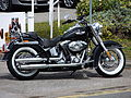 Harley Davidson on Tritton Road, Lincoln, England - DSCF1529.JPG