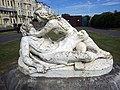 Harold and Edith Statue, West Marina Gardens, Sea Road, St Leonards.jpg
