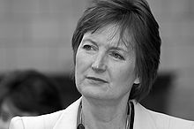 Harriet Harman, en 2009.