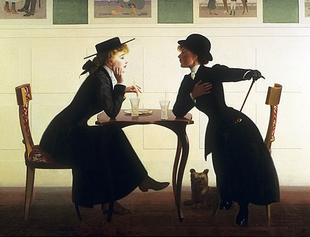 """Harry Watrous, """"Some Little Talk of Me and Thee There Was"""", 1905-1909"""