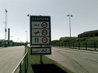 Speed limits in Denmark - Speed limits in Denmark