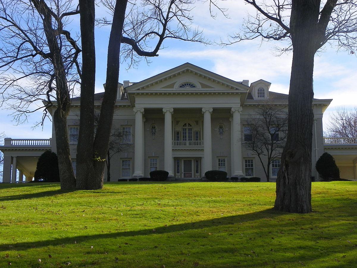 Oakwood montgomery county ohio wikipedia for The oakwood