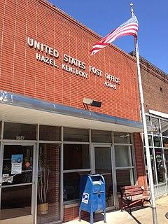 Hazel, Kentucky City in Kentucky, United States