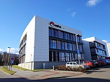 Headquarter of Red Hat Czech in Brno, Czech Republic.jpg