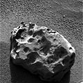 Heat Shield Rock, Mars.jpg