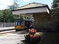 Hebden Bridge - Arriva 142023 Manchester service.JPG
