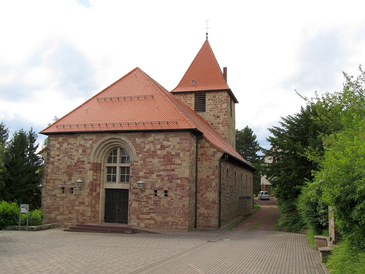 St Josef Heckendalheim –