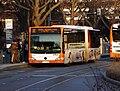 Heidelberg - Mercedes-Benz O 530 G II Citaro - HD-R 1285 - RNV 8185 - 2019-02-06 16-44-47.jpg
