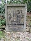 heilig land stichting rijksmonument 523616 bergrede, piet gerrits, relief 4