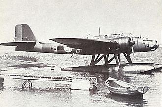 Heinkel He 115 - Image: Heinkel He 115 Finland Air Force