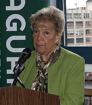Helen M. Marshall - Marshall in 2010