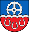 Coat of arms of Helmstorf