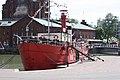 Helsinki, Vecchia imbarcazione nei pressi della cattedrale ortodossa. - panoramio.jpg