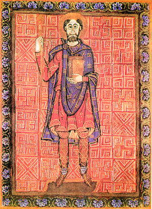 Henry II, Duke of Bavaria - Image: Henry II of Bavaria 2