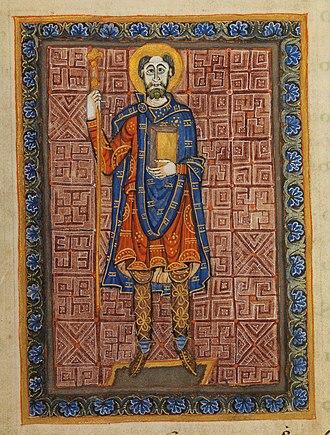 Henry II, Duke of Bavaria - Image: Henry II of Bavaria 2