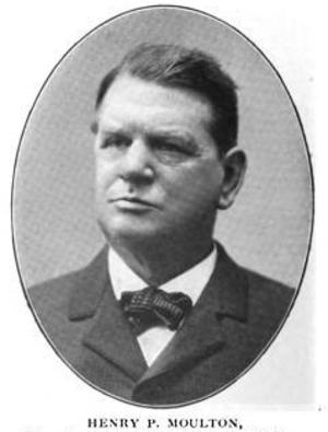 Henry P. Moulton - Image: Henry P. Moulton