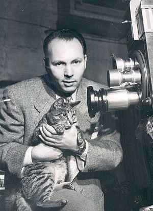 Henry (Hank) Sylvern - Henry Sylvern in 1956
