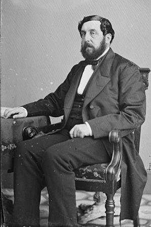 Henry Theodore Tuckerman - Image: Henry Theodore Tuckerman Brady Handy
