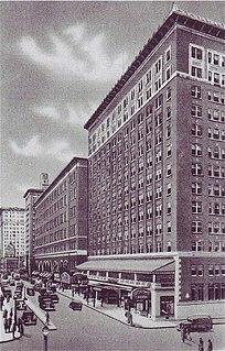 G. Lloyd Preacher American architect