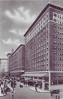 Atlantic City Hotels >> Henry Grady Hotel - Wikipedia