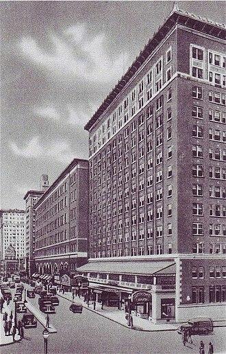 Henry W. Grady - Image: Henry grady hotel