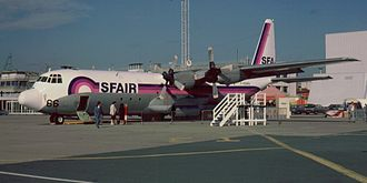 Lockheed L-100 Hercules - French L-100 in 1981