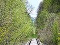 Hermann-Hesse-Bahn, S-Bahn Fertigstellung spätestens 2019 geplant ehemalig-Württembergische Schwarzwaldbahn, Stuttgart Calw, eröffnet 1872, eingestellt 1983 - panoramio (4).jpg