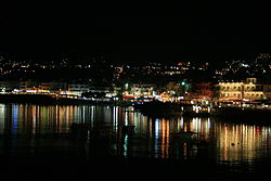 Hersonissos night.JPG