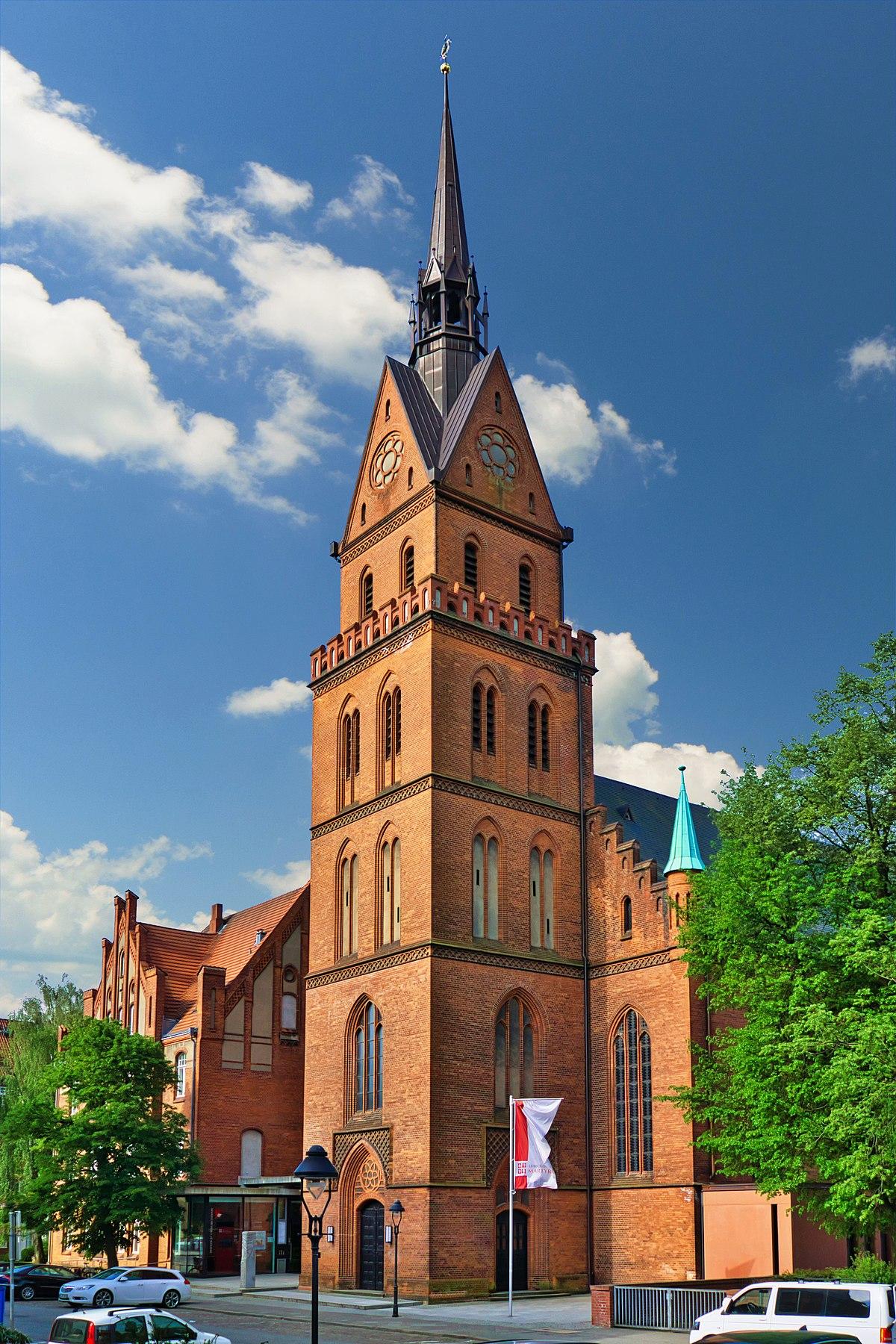 Herz Jesu Lübeck