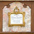 Hieronymus Moosbrugger, Gedenktafel am Geburtshaus in Schoppernau.jpg