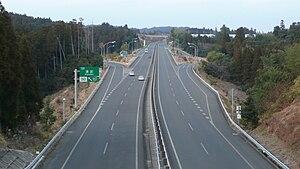 Higashikyushu Expressway - Miyazaki,Japan
