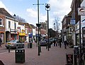 High Street, Sittingbourne towards St Michael's Church - geograph.org.uk - 374708.jpg