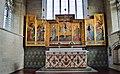High altar of All Saints' Church, Richard's Castle (geograph 4813534).jpg