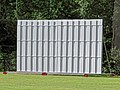 Highgate Cricket Club sight screen at Crouch End, Haringey, London, England.jpg