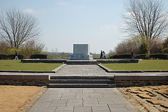 Hill 62 Memorial - Image: Hill 62 Memorial