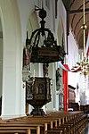 hilvarenbeek - preekstoel st. petrus