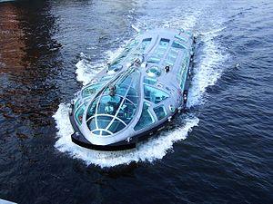 Asakusa - Tokyo Cruise Ship