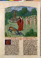 Histoires de Troyes. Jugdement of Paris