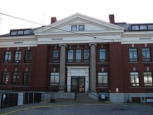 Rockland High School (1909) - Rockland High School