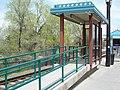 Historic Sandy Station boarding ramp.JPG