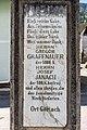 Hohenthurn Goeriach Dorfbrunnen Gedenktafel Nord-Ansicht 16052017 8530.jpg