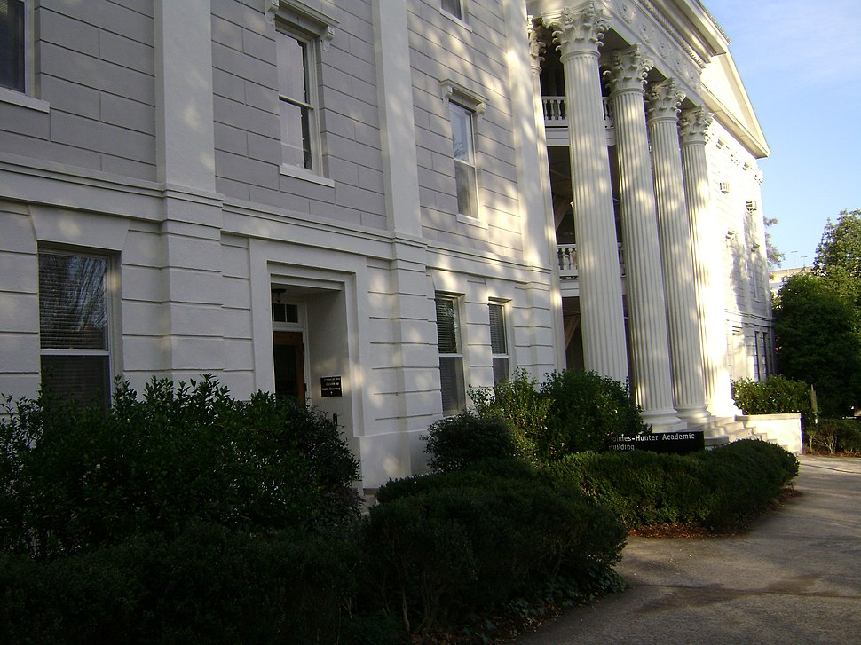 Holmes-Hunter Academic Building (3), UGA