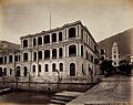 Hong Kong; view from Pedder's Wharf. Photograph by W. Floyd Wellcome V0037367.jpg