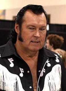 The Honky Tonk Man American professional wrestler